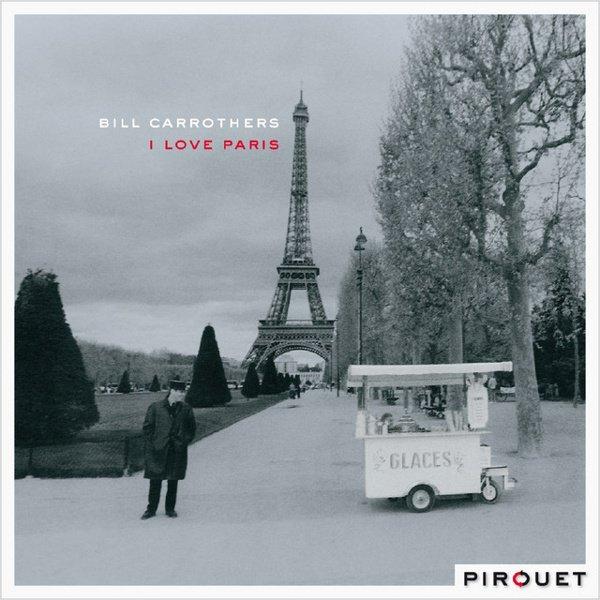I Love Paris album cover