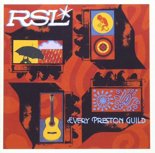 Every Preston Guild album cover