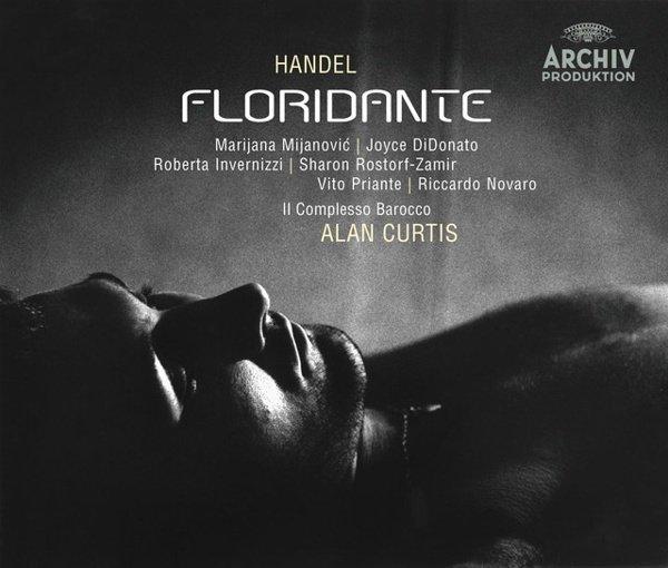 Handel: Floridante album cover