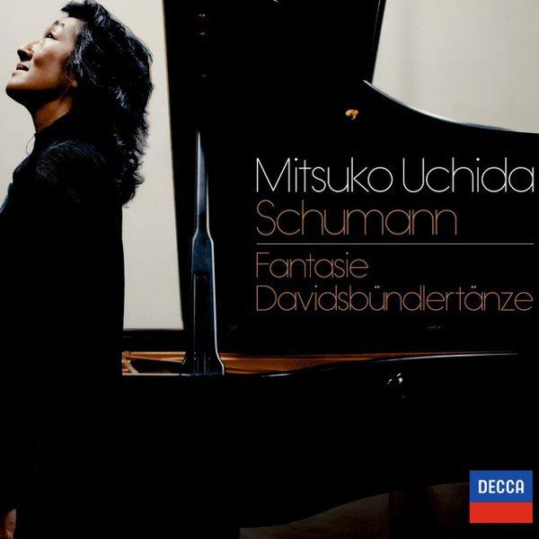 Schumann: Fantasie; Davidsbündlertänze album cover