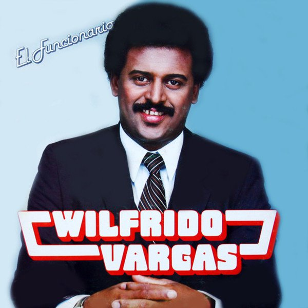 El Funcionario album cover