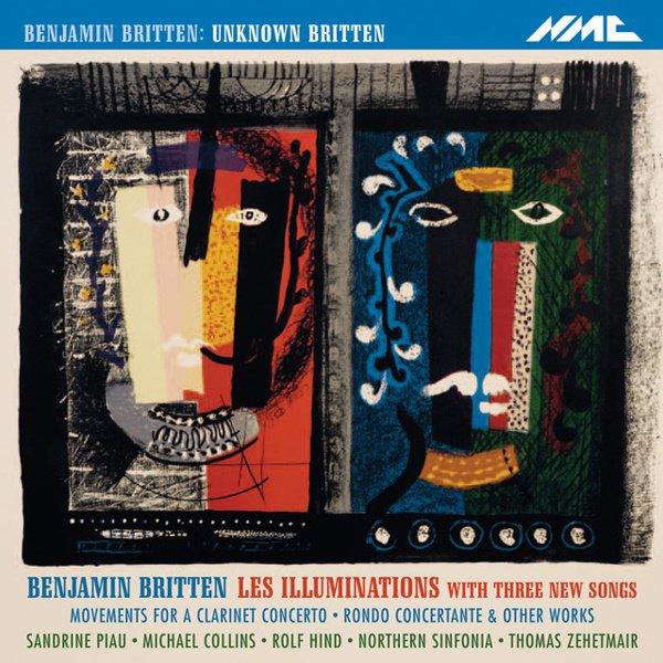 Unknown Britten album cover