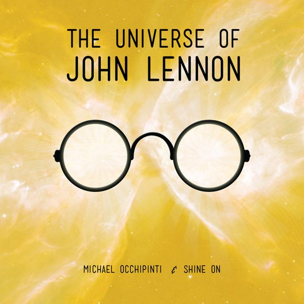 The Universe of John Lennon album cover