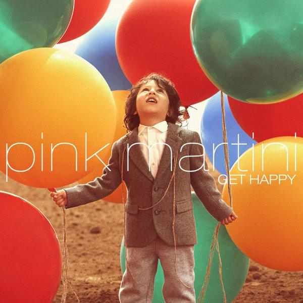 Get Happy album cover