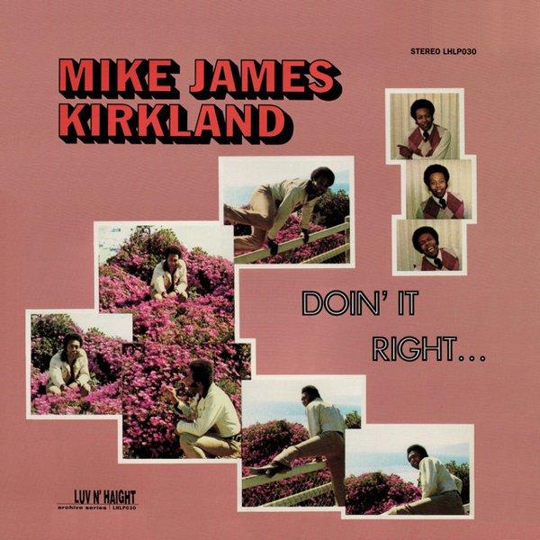 Doin' It Right album cover