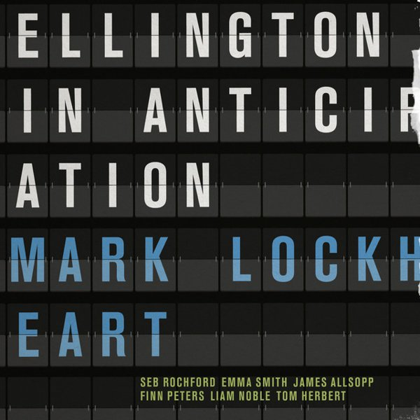 Ellington in Anticipation album cover