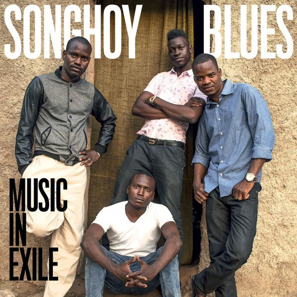 Music in Exile album cover