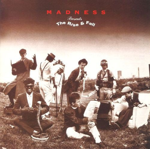 Madness Presents the Rise & Fall album cover