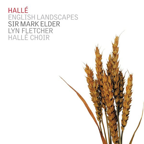 English Landscapes album cover