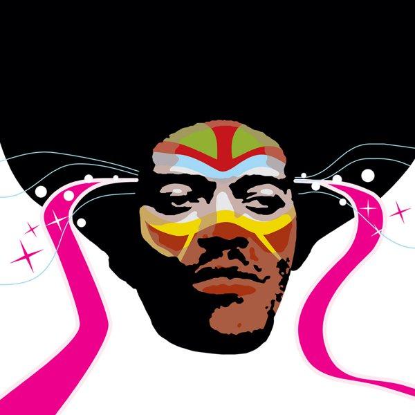 African Rhythms 1970-1982 album cover