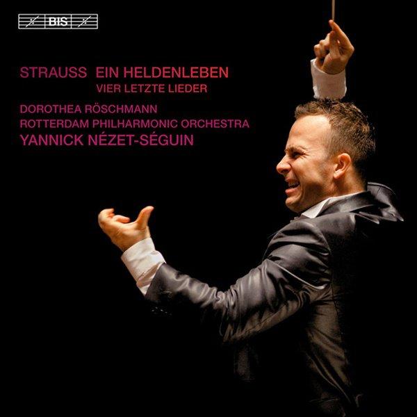 Strauss: Ein Heldenleben; Vier Letzte Lieder album cover