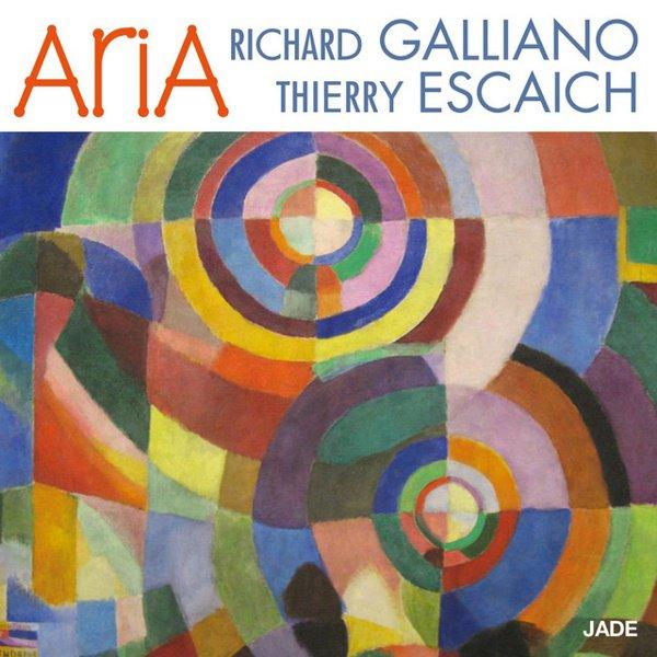 Aria album cover