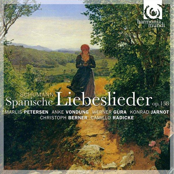 Schumann: Spanische Liebeslieder album cover