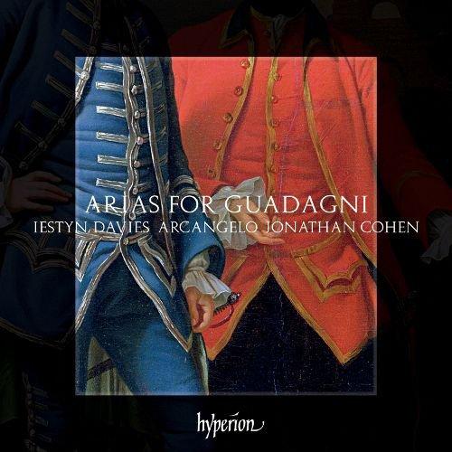 Arias for Guadagni album cover