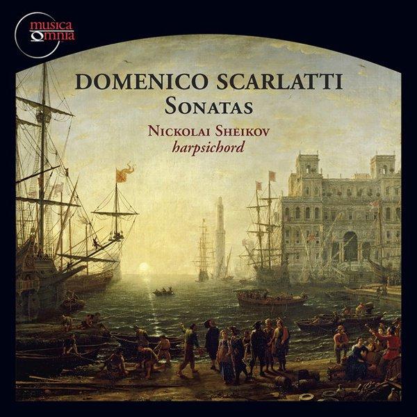 Domenico Scarlatti: Sonatas album cover