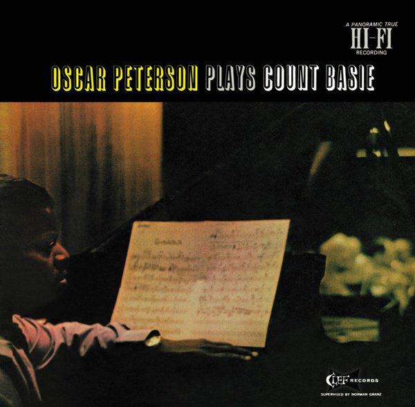 Plays Count Basie album cover