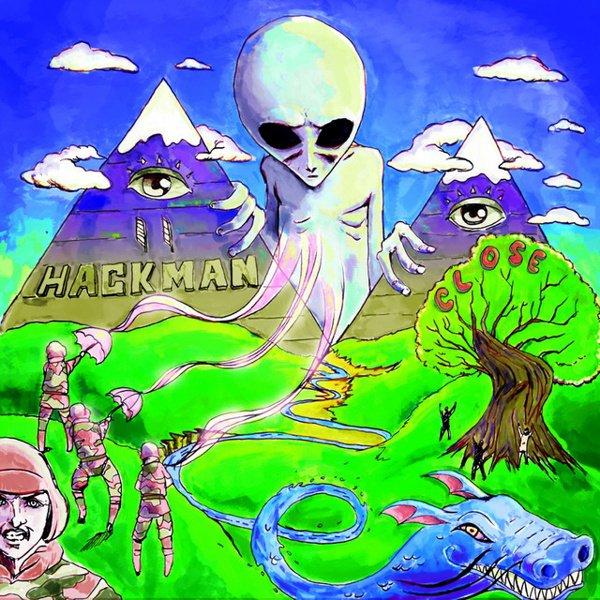 Close album cover