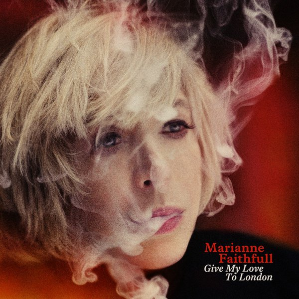 Give My Love to London album cover