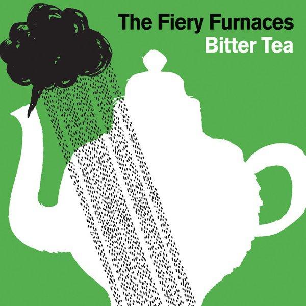 Bitter Tea album cover