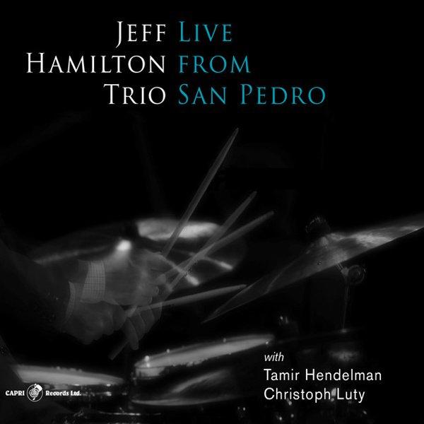 Live from San Pedro album cover