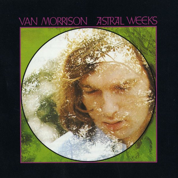Astral Weeks album cover