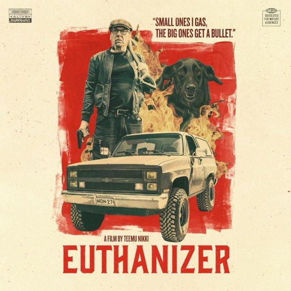 Euthanizer (Original Soundtrack) album cover