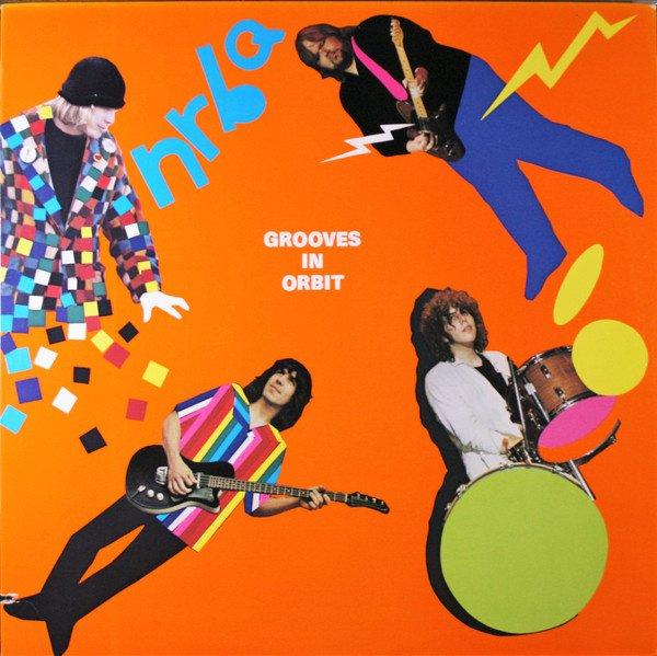 Grooves in Orbit album cover