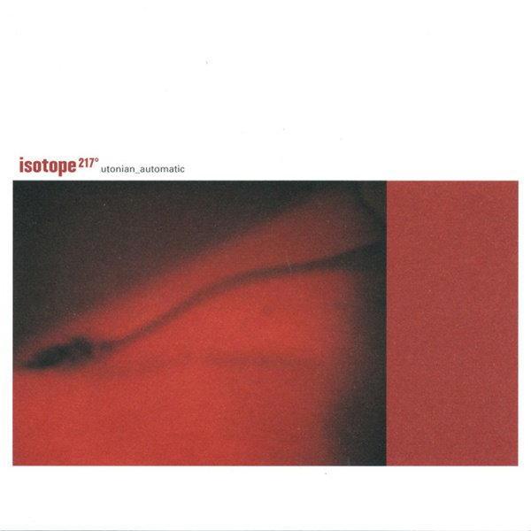 Utonian_Automatic album cover