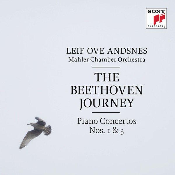 The Beethoven Journey: Piano Concertos Nos. 1 & 3 album cover