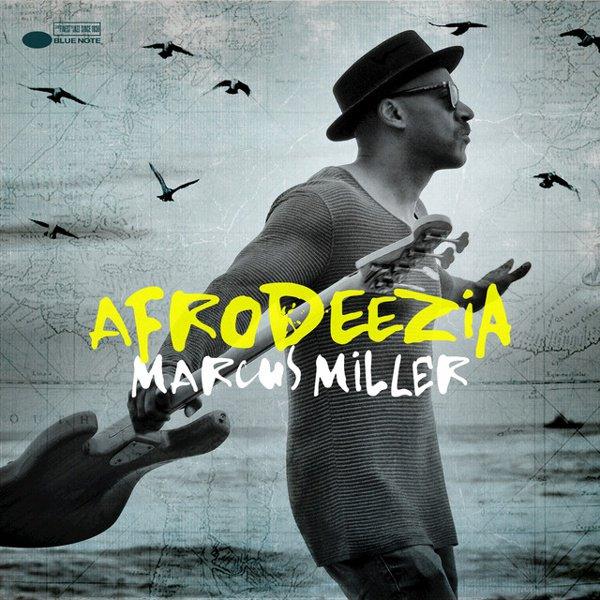 Afrodeezia album cover