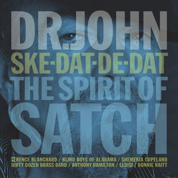 Ske-Dat-De-Dat: The Spirit of Satch album cover