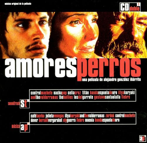 Amores Perros [Original Soundtrack] album cover