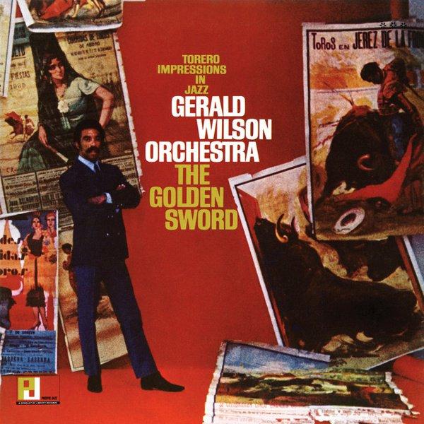 The Golden Sword album cover