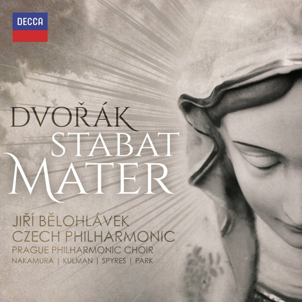 Dvorák: Stabat Mater album cover