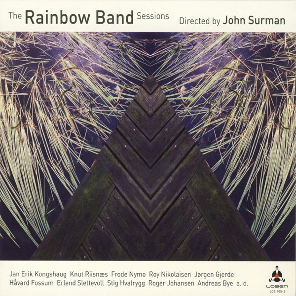 The  Rainbow Band Sessions album cover