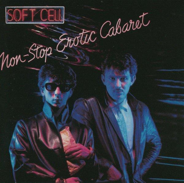 Non-Stop Erotic Cabaret album cover