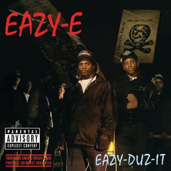 Eazy-Duz-It album cover