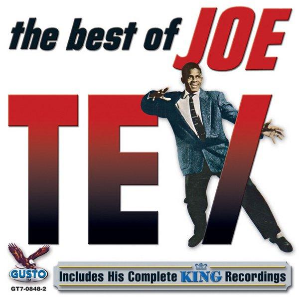 The Best of Joe Tex album cover