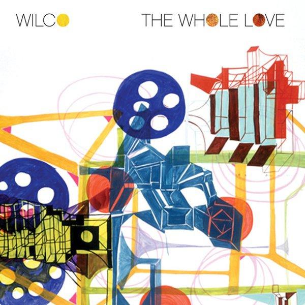 The Whole Love album cover