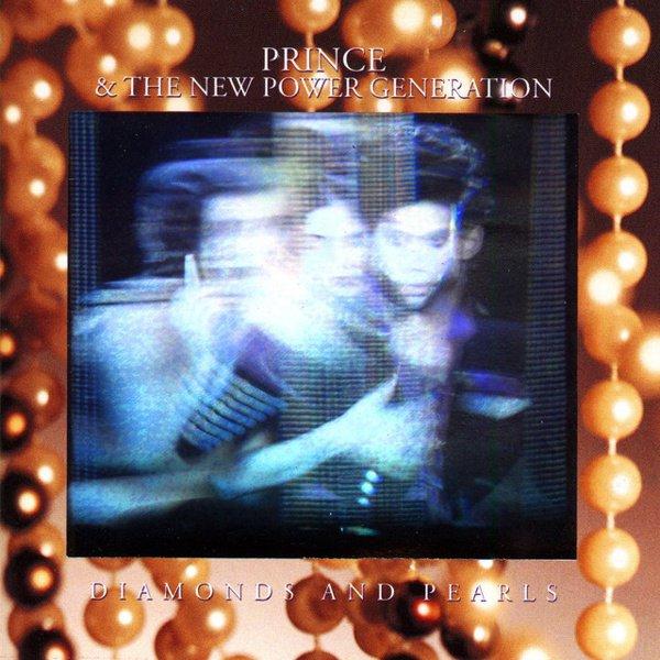 Diamonds and Pearls album cover