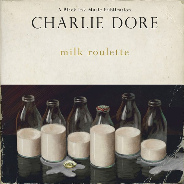Milk Roulette album cover