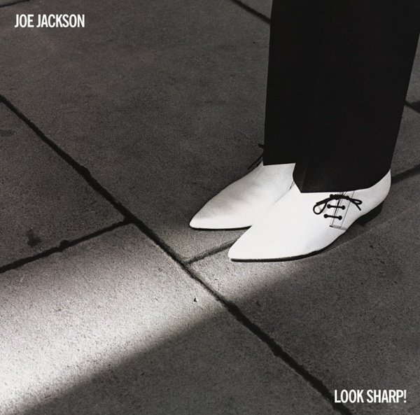 Look Sharp! album cover