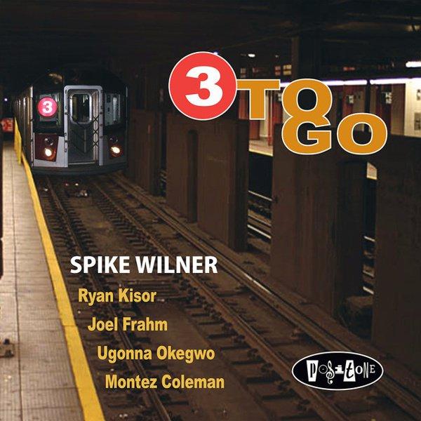 3 to Go album cover