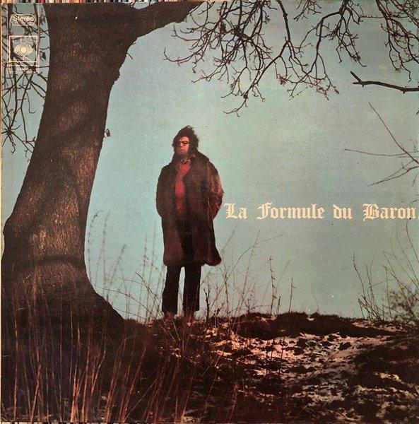 La Formule du Baron album cover