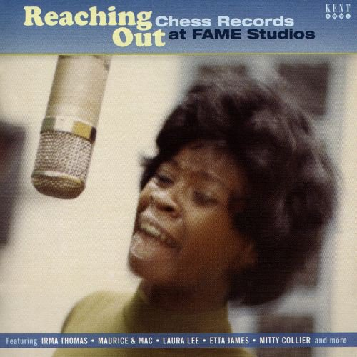 Reaching Out: Chess Records at FAME Studios album cover