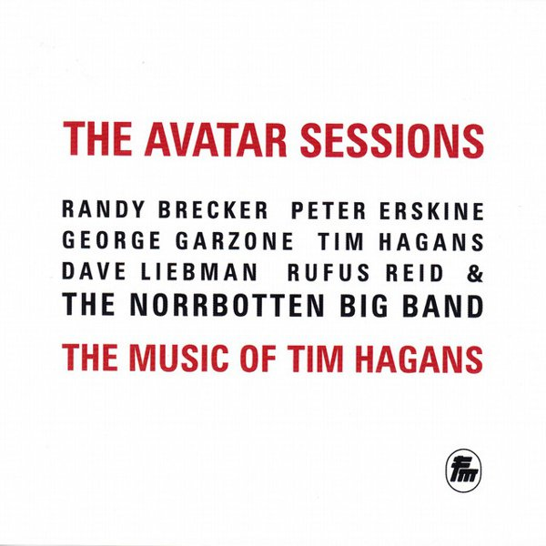 The Avatar Sessions: The Music of Tim Hagans album cover