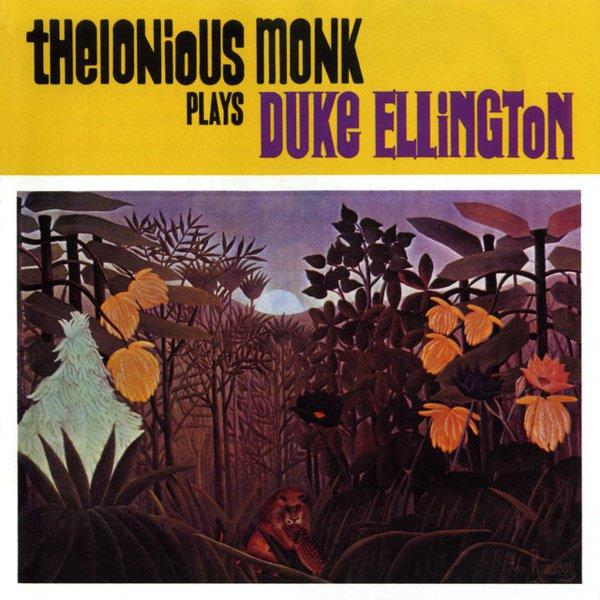Plays Duke Ellington album cover