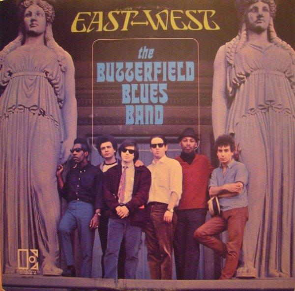 East West album cover