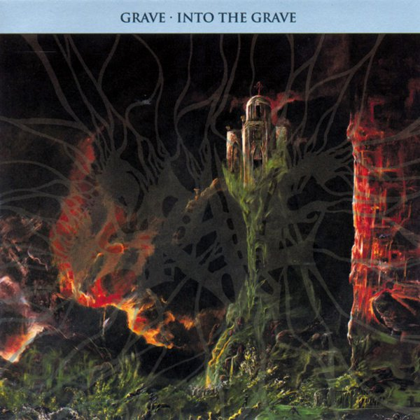 Into the Grave album cover