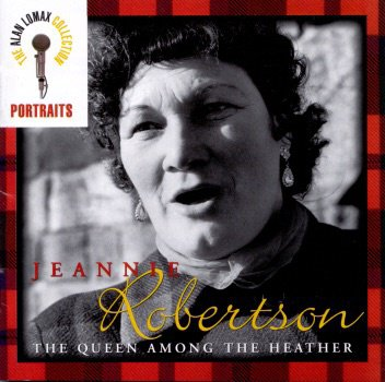 The Queen Among the Heather: The Alan Lomax Portait Series album cover